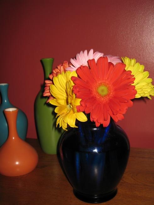 Flowers by Irish